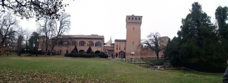 Castello e parco Formigine