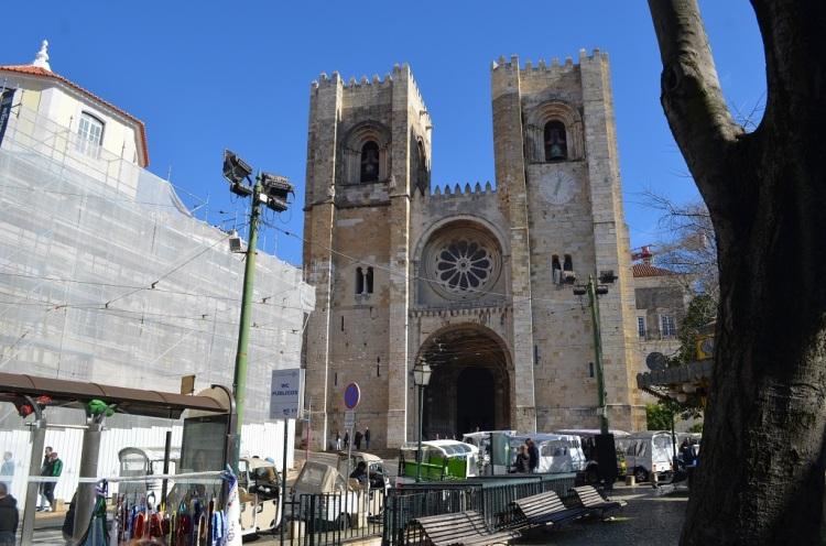 Cattedrale Sè Lisbona
