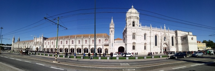 Monastero dos Jerónimos Lisbona
