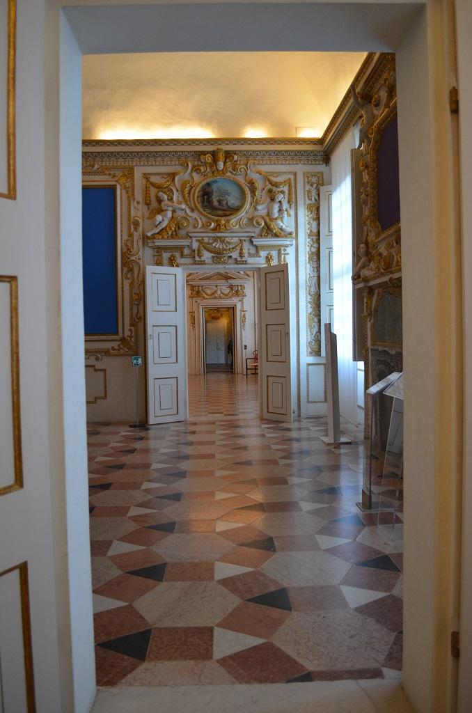 Interno del Palazzo di Sassuolo