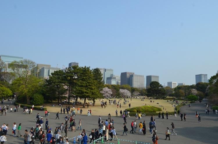 Higashi-Gyoen Tokyo