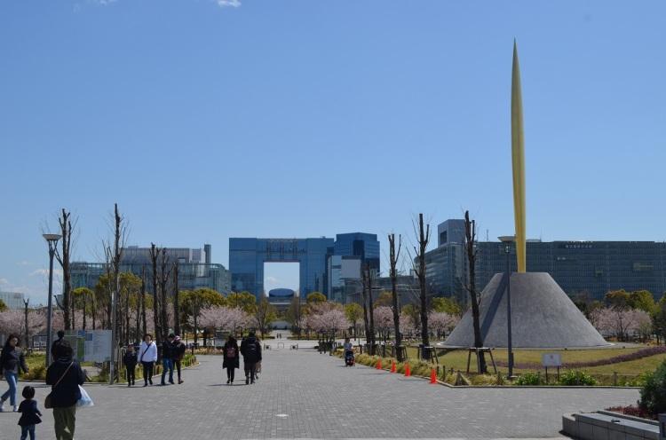 telecom center tokyo