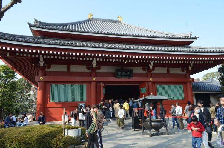 Tempio Senso-ji -Tokyo