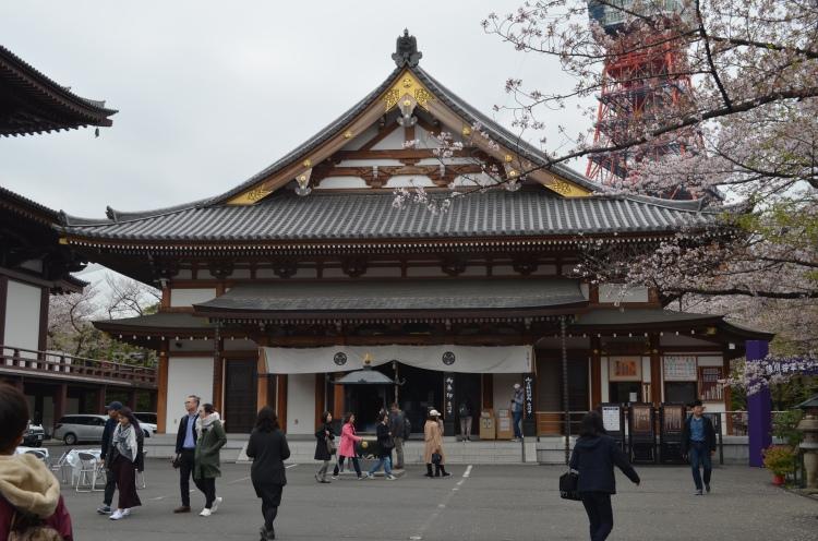 Tempio Zojo-ji