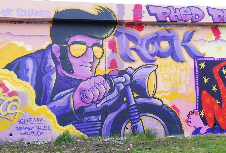 Murales - Leith