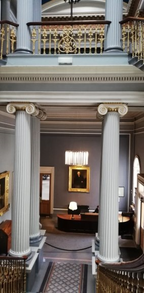 The Signet Library  Edimburgh