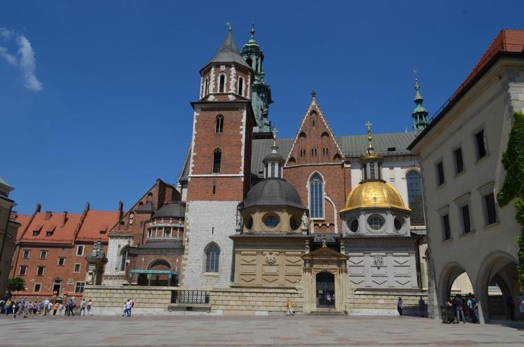 La Cattedrale di Wawel - Cracovia