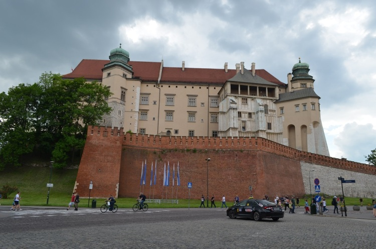 Palazzo Reale di Wawel - Cracovia