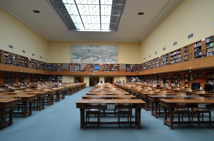 Biblioteca Jagellonica -Cracovia