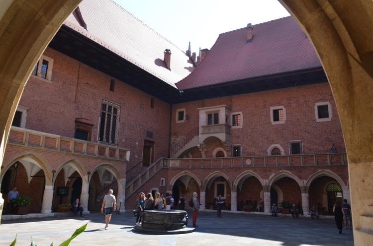 Collegium Maius - Cracovia