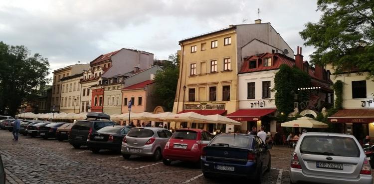 Quartiere ebraico Kazimierz