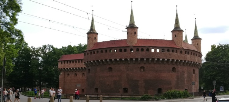 Barbacane - Cracovia