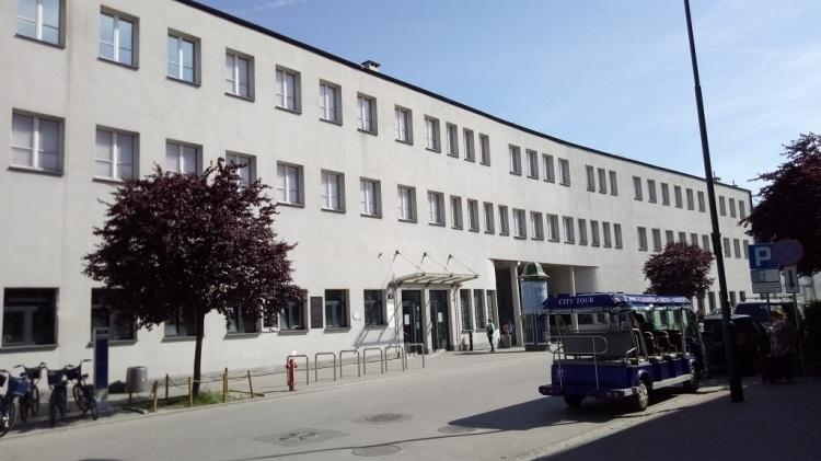 Fabbrica di Oskar Schindler  Cracovia