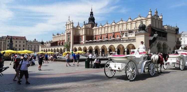 Mercato dei Tessuti - Cracovia