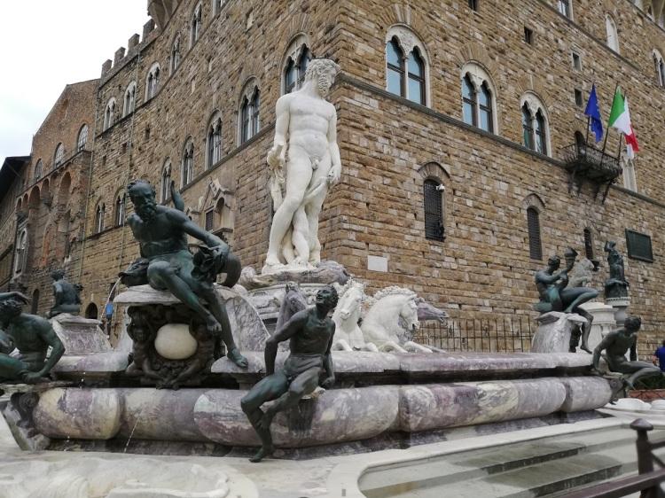 Fontana di Nettuno - Firenze