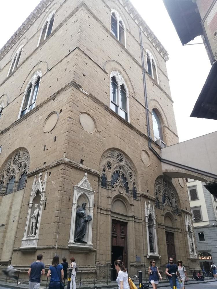 La Chiesa di Orsanmichele