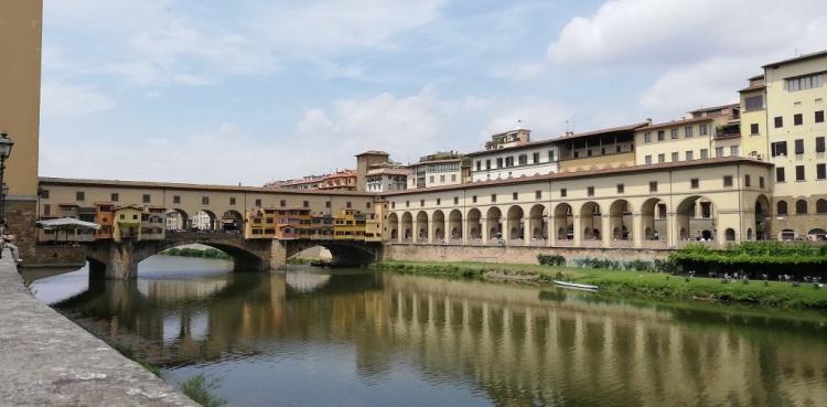 Lungarno e Ponte Vecchio