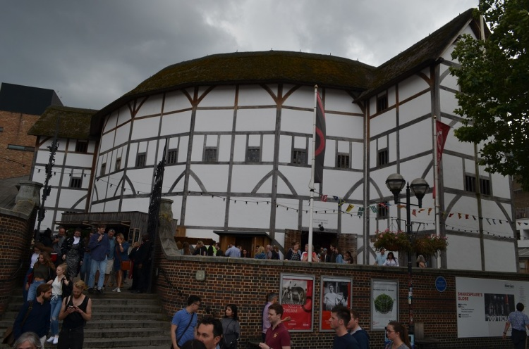 Shakespeare's Globe Theatre Londra