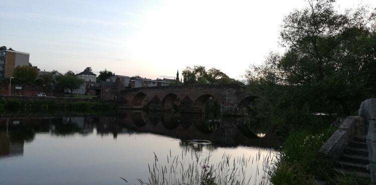 Ponte del XII sec. Dunfries