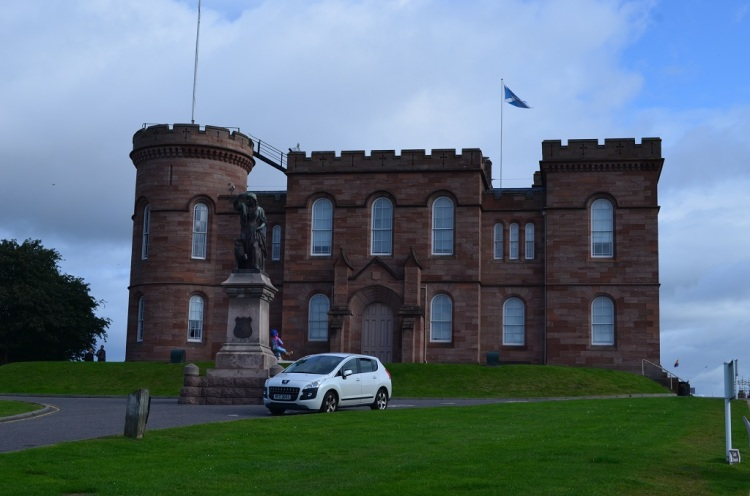 Il Castello di Inverness