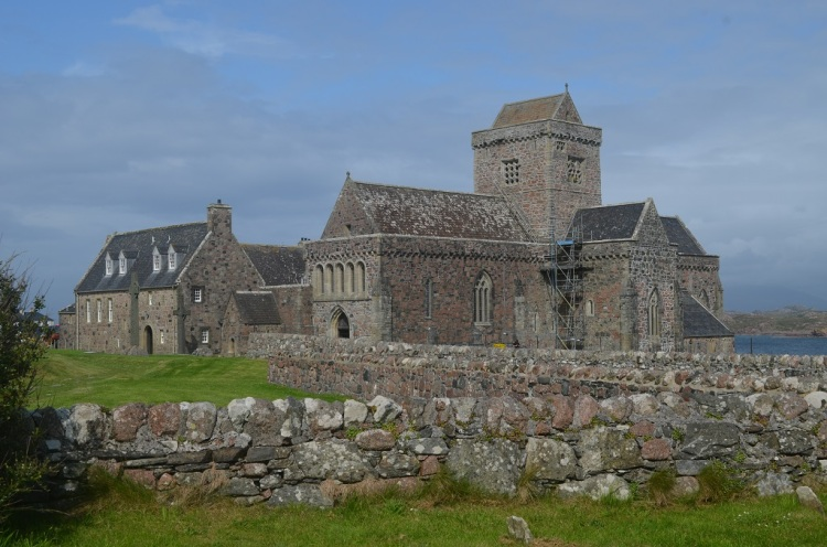 Abbazia benedettina di San Columba  - Isola di Iona