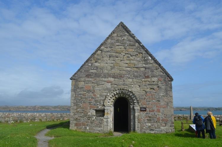 St. Oran's Chapel - Isle of Iona