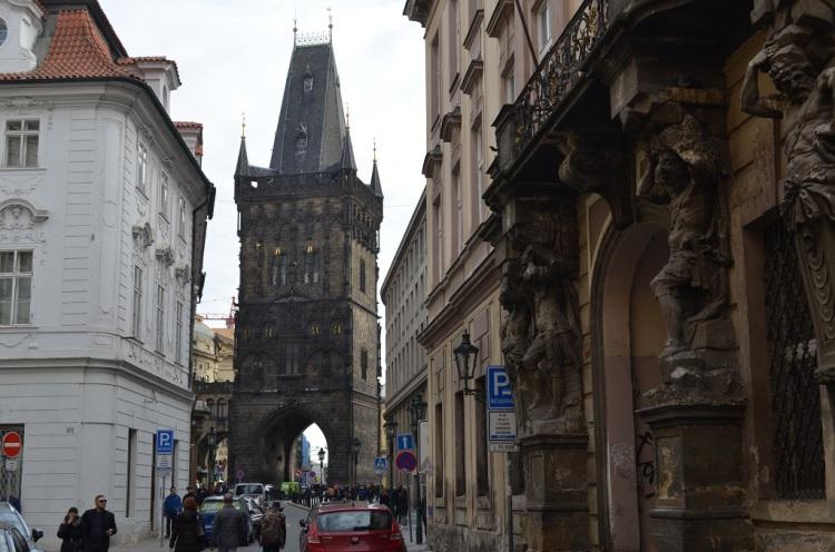 Porta delle Polveri - Praga