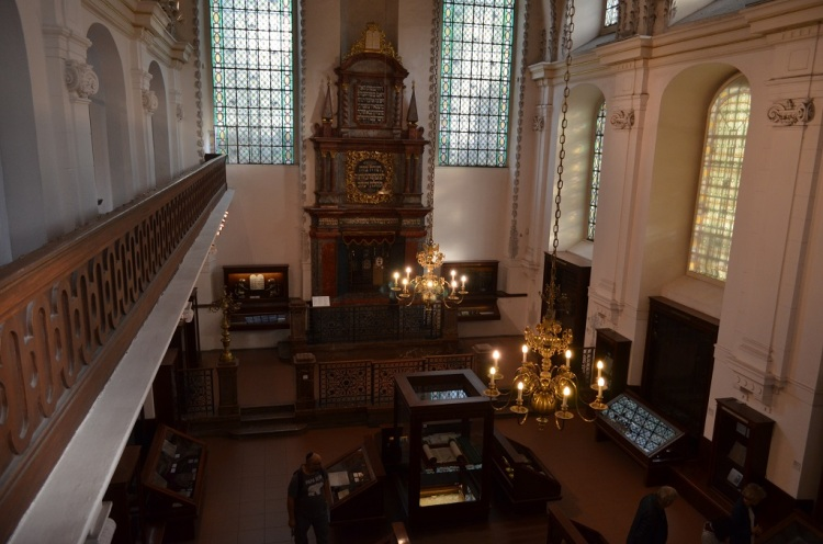 Sinagoga Klausen - Praga