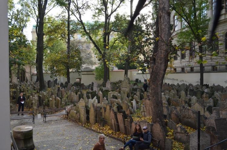 Vecchio Cimitero Ebraico di Praga