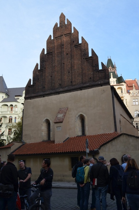 Sinagoga Vecchia-Nuova - Praga