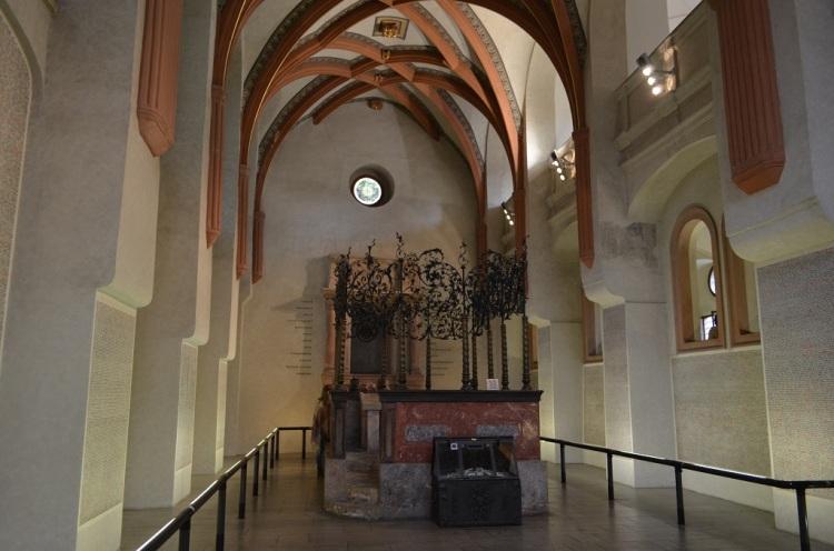 Sinagoga Pinkas - Praga
