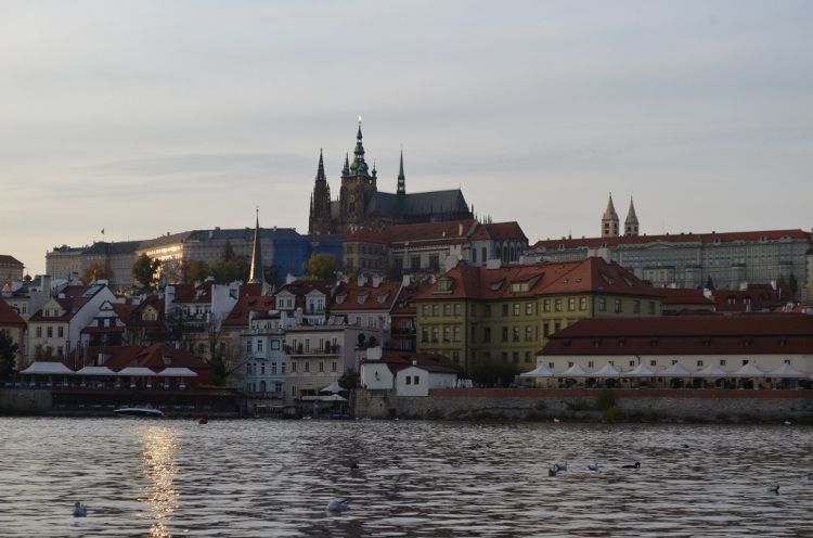 Mala Strana e il Castello di Praga