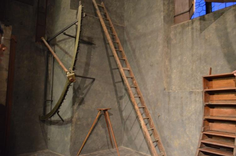 Strumenti dell'osservatorio astronomico di Praga