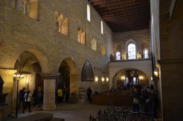 Interno Basilica di San Giorgio