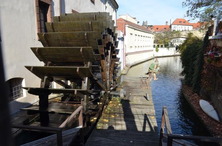 Il mulino del Gran Maestro - Praga