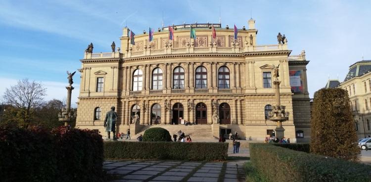 Rudolfinum - Praga