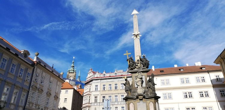 Colonna della peste  Praga