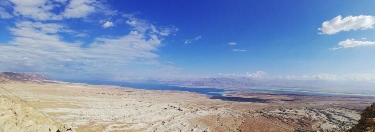 Mar Morto e deserto della Giudea  - Israele