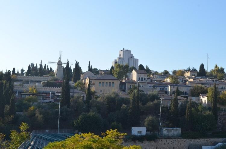 Il quartiere di Yemin Moshe - Gerusalemme