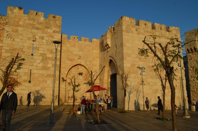 Porta di Jaffa - Gerusalemme