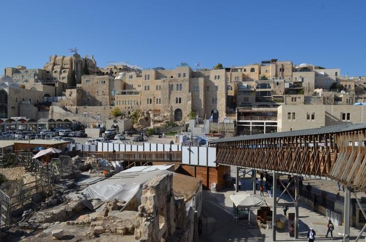 Accesso alla Spianata delle Moschee - Gerusalemme
