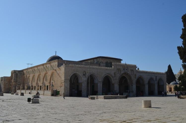 Moschea al-Aqsa - Gerusalemme
