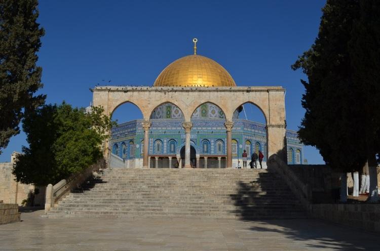 Cupola della Roccia - Gerusalemme