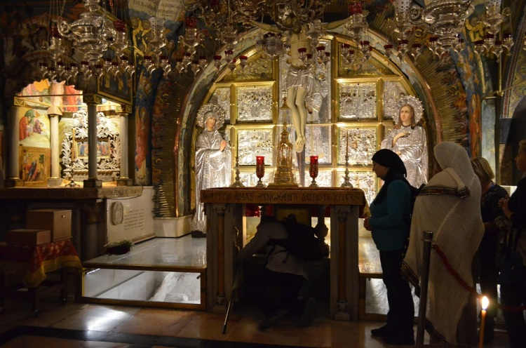 Santo Sepolcro - Gerusalemme