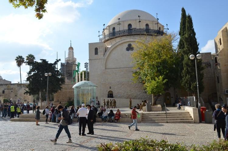 Sinagoga Hurva - Gerusalemme