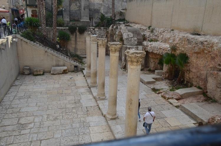 Cardo Gerusalemme