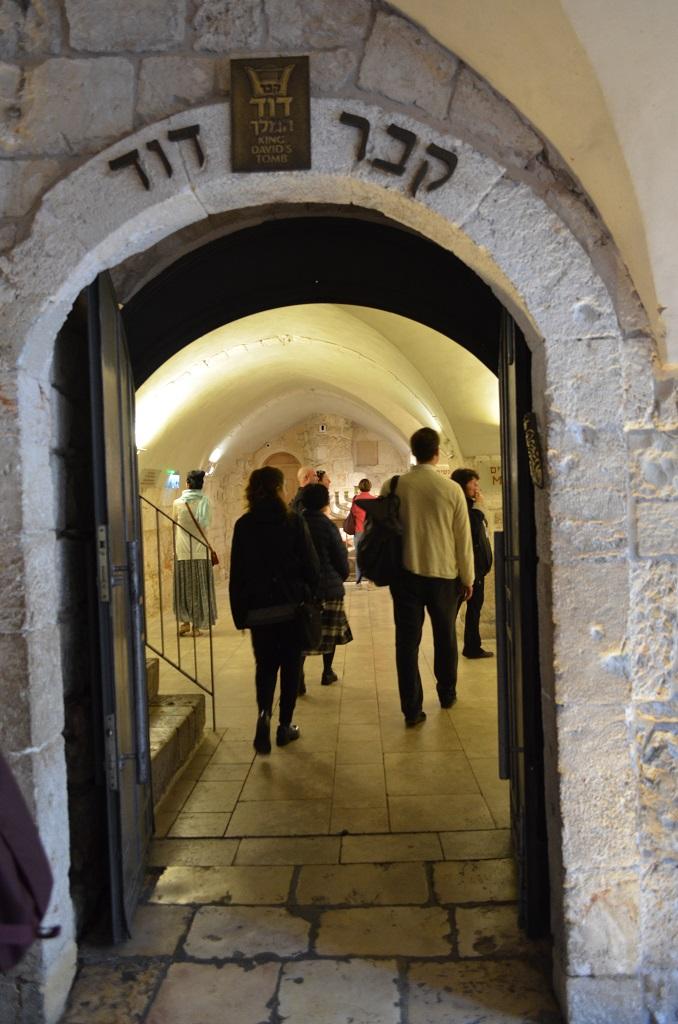 Tomba del re Davide - Gerusalemme