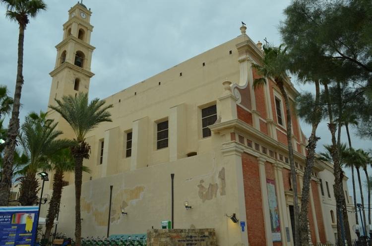 St. Peter's  Church - Tel Aviv