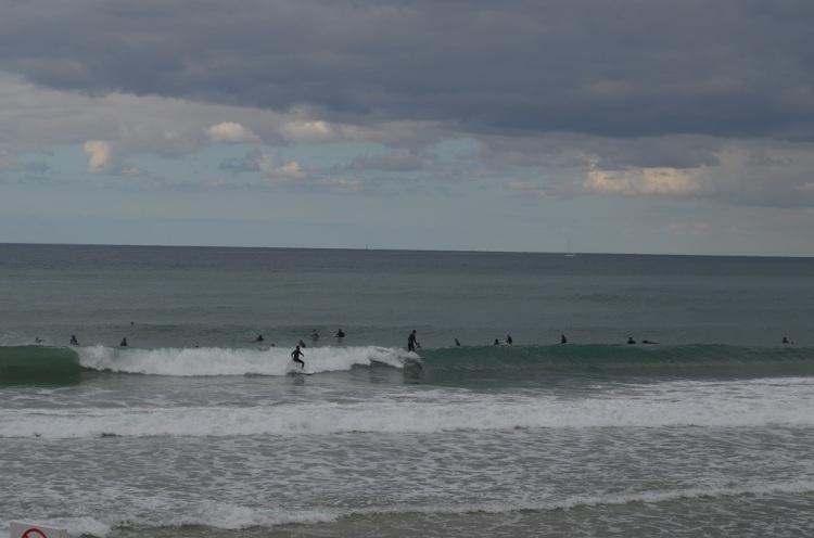 i surfisti di Tel Aviv