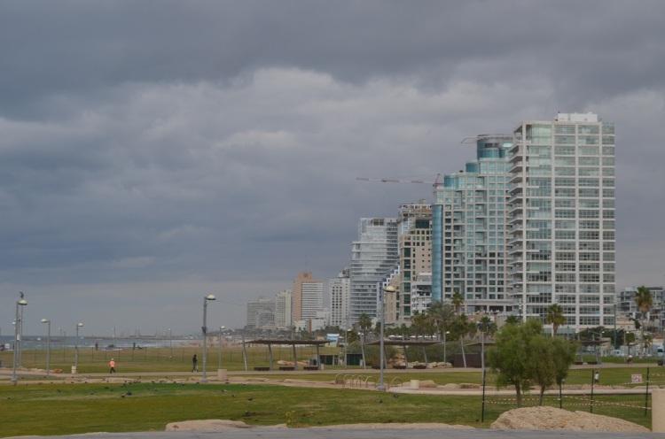 i grattacieli di Tel Aviv